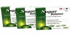 GSL SUGAR BALANCE SUPPLEMENT FOR HIGH GLUCOSE 1700mg WITH 15 TABLETS/BOX 3 Pack
