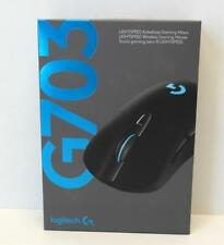 Logitech G703 Wireless Gaming Maus mit kabelloser Powerplay-Aufladetechnologie .