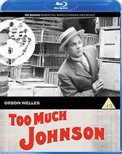 Too Much Johnson BLU-RAY NUEVO Blu-ray (mrbblu007)