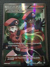 Pokemon : XY STEAM SIEGE POKEMON RANGER FULL ART 113/114 RARE ULTRA