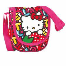 Hello Kitty SWEETNESS Shoulder Messenger School Travel Girls Pink Bag