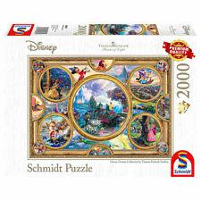 Thomas Kinkade: Disney Dreams Collection 2000pc Jigsaw Puzzle