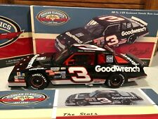 Action 1989 Dale Earnhardt GM Goodwrench Monte Carlo 1/24  1 of 6749