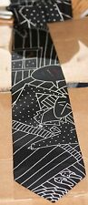 """NWT The Beatles """"I Call Your Name"""" 100% Silk Neck Tie 60"""" Made in USA Apple Corp"""