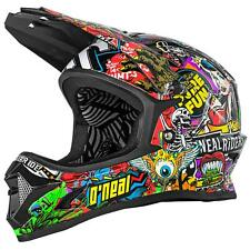 O'Neal Kinder Fullface Helm Backflip Crank Multi Downhill Freeride Mountainbike