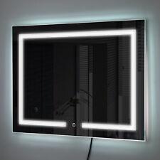 32 x 24 inch 42W Wall Mounted & Led Lit Vanity Mirror w/ Elegant Style & Ip44