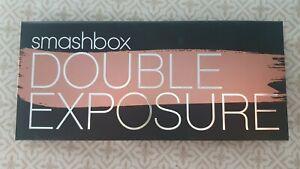 Like New SMASHBOX Double Exposure 2.0 Photo Op Eye Makeup Palette, RRP $79