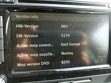 Firmware RNS 510 VW Seat Skoda