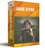 Jane Eyre - Charlotte Bronte Audio Book MP3 CD