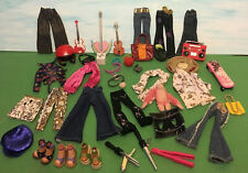 Bratz Dolls Clothing and Accessories, Music stuff, Hair Stuff, Shoes,
