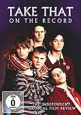 BRAND NEW Take That - On The Record