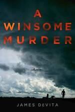 WINSOME MURDER, A - James DeVita (Hardcover, 2015, Free Postage)