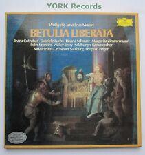 DG 2740 198 - MOZART - Betulia Liberata COTRUBAS / FUCHS - Ex 3 LP Record Set