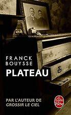 Plateau de Bouysse, Franck | Livre | état acceptable