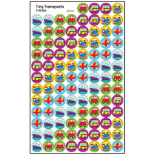 Tiny Transports superSpots® Stickers Trend Enterprises Inc. T-46163
