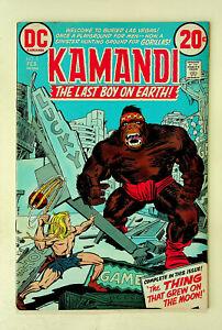 Kamandi #3 (Feb, 1973; DC) - Very Fine/Near Mint