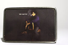 "Bob Marley Multi Image Metal Belt Buckle 2 5/8"" X 3 7/8"""