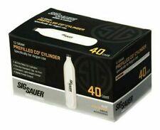 Sig Sauer AC-12-40 12gr Pre-Filled CO2 Cylinder Cartridge