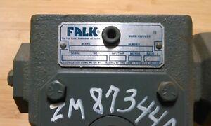 FALK 1175WOF1A GEAR REDUCTION BOX, 20:1 RATIO
