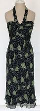NEU Kleid SEIDE KAY UNGER NEW YORK Gr. US6 - 36/S schick und elegant