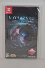 Switch NS Biohazard/ Resident Evil Revelations 1 Unveiled Edition (JAP+CHI+ ENG)