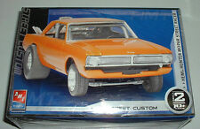 HEMI HUNTER - 1970 Dodge Dart - Rear Engine Dragster Plastic Model Kit New 2007