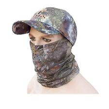 King's Camo Head and Neck Hood Gaiter Mountain Shadow Hunting Mask KCG1705-MS