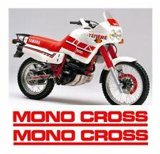 Kit Adesivi Mono Cross Yamaha XT Tenerè 3AJ TENERE MONOCROSS forcellone forcella