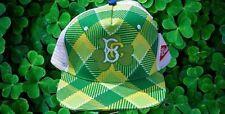 Brooklyn Cyclones Irish Plaid Hat Budweiser OSFA New York Mets MCU Park MLB MiLB