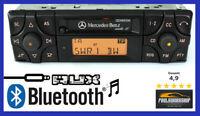 Orig. Mercedes Audio10 Bluetooth + AUX BE3200 BE3210 AL3210 AL2910 MF2910