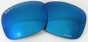 Ray Ban RB4264 CHROMANCE POLARIZED Blue mirror replacement Lenses 58 mm