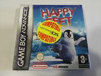 Happy Feet WALT DISNEY Jeu De Game Boy Advance Nintendo Neuf Am