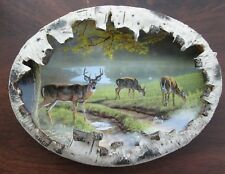 Woodland Royalty Valley of the Deer by Al Agnew Deer Collectible Plate