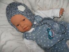 Traumdolls Antonio Juan Babypuppe Alice 50 cm Baby Puppen Spielpuppen NEU