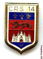 Obsolète. Compagnie Republicaine de Securité N° 14. Fab. Delsart