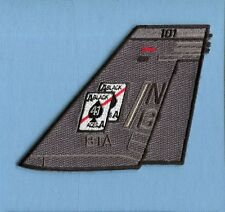 VFA-41 BLACK ACES US NAVY Boeing F-18 HORNET Fighter Squadron Tail Patch