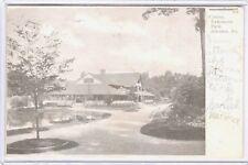 JULY 18,1906 ANTIQUE POSTCARD ALTOONA PENNSYLVANIA THE CASINO AT LAKEMONT PARK