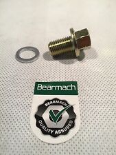 Bearmach Range Rover P38 V8 Thor (98 On) Sump Plug & Washer LSF100040LX ALU1403L
