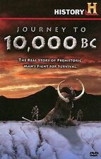 History Channel: Journey to 10,000 BC, Good DVD, Journey 10000 Bc, David Padrusc