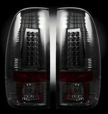 RECON SMOKED LED Tail Lights 99-07 Ford Truck 250/350