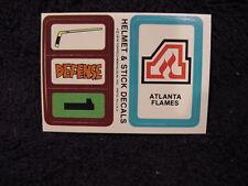 SUPER RARE ODDBALL Atlanta Flames Hockey Item, VINTAGE&MINT, NEED IT?