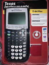 New ListingNew Instruments Ti-84 Plus Graphing Calculator - Black New Sealed Package
