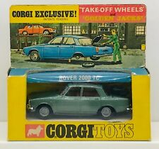 "Vintage Corgi Toys No. 275 "" Rover 2000 TC """