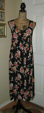 NWT ~ GUESS Floral Sheer Gauze Dress or Summer Cover-up ~ SZ S 2 or 4