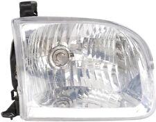 Headlight Lens fits 2001-2006 Toyota Sequoia Tundra  DORMAN