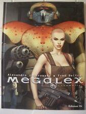 Megalex1 L' anomalia Alexandro Jodorowsky-Fred Beltran  Edizioni Di  2000.