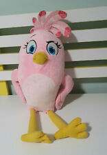 MATILDA ANGRY BIRDS PLUSH TOY! SOFT TOY ABOUT 40CM PINK MOVIE TOY