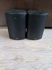 2x Canton Plus XL Lautsprecher Box Speaker Schwarz 100 Watt