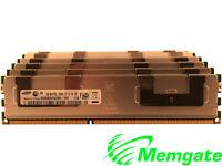 96GB (6x16GB) DDR3 PC3-8500R 4Rx4 ECC Reg Memory For HP DL360 G7 DL380 G7