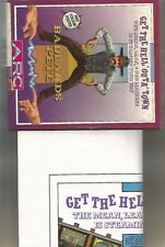Poster/Instructions and Box - BADLANDS PETE - Commodore Amiga - **NO DISK**
